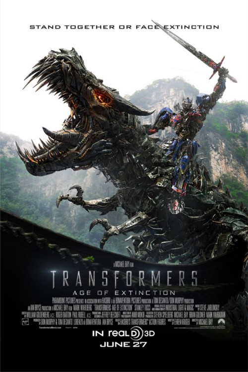 دانلود فیلم Transformers: Age Of Extinction 2014